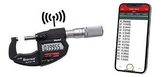 DataSure 4.0 wireless tool and mobile app